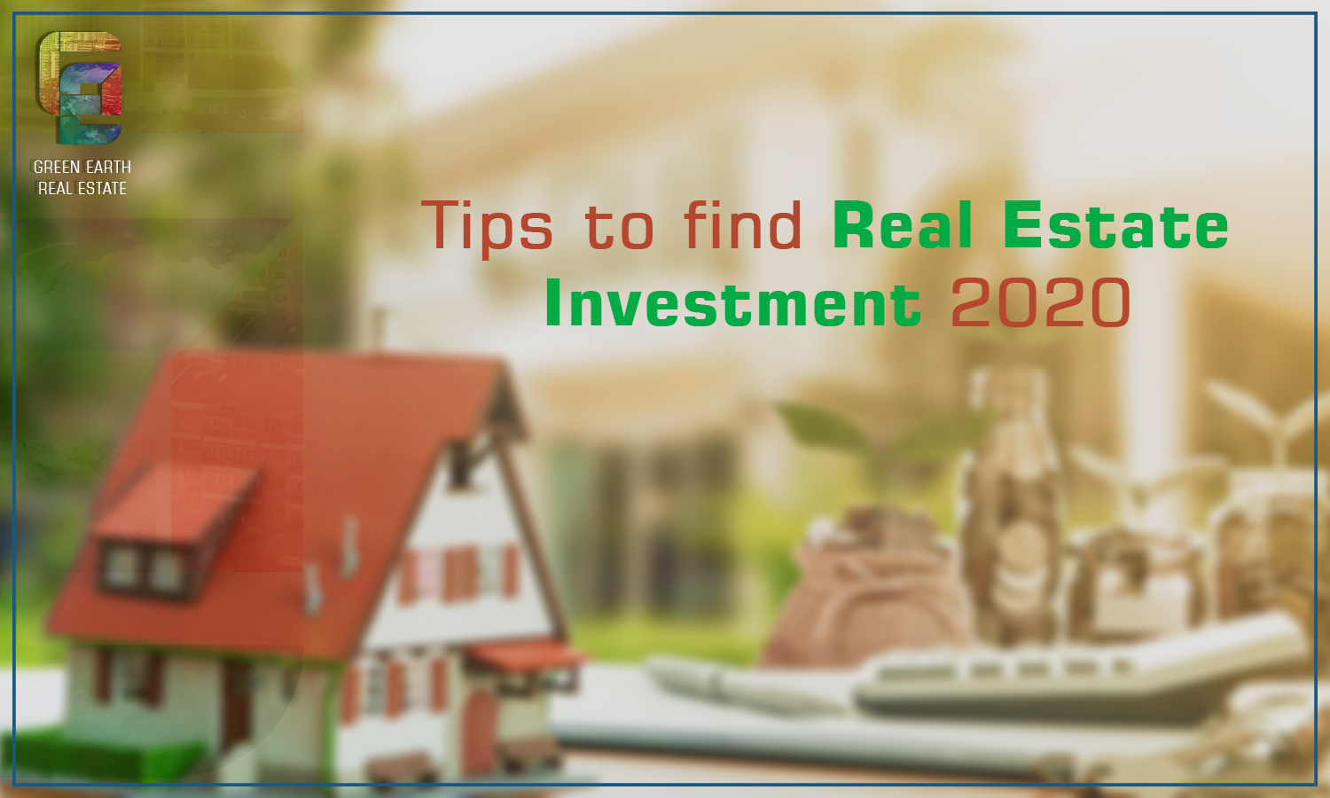 find real estate investment 2020