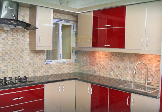 7 marla house for sale bahria town phase 8 kitchen