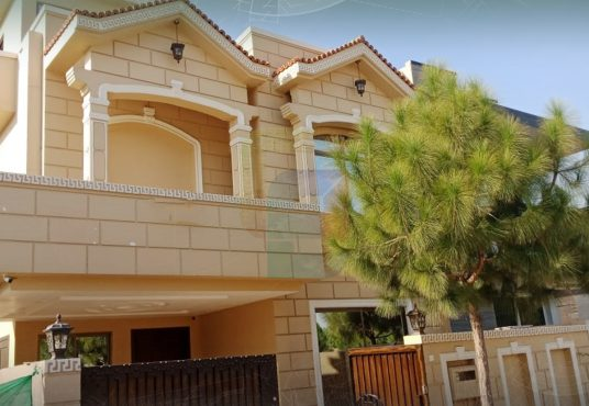 10 Marla House for Sale Bahria Town Phase 7 Islamabad