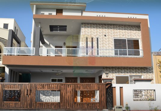 12 Marla House for Sale Media Town Islamabad